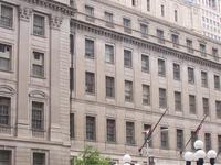 Estados Unidos Oficina de Correos y Palacio de Justicia