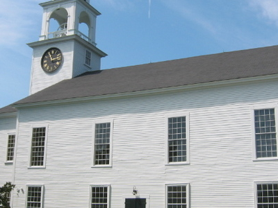Sudbury\'s First Parish Church