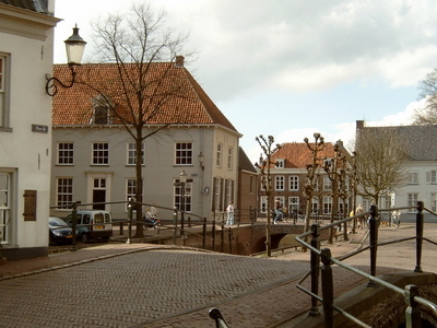 Amersfoort Brugje Over Gracht