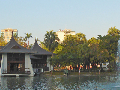 Taichung Park Pavilion