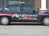 Amherst  Police Patrol Car