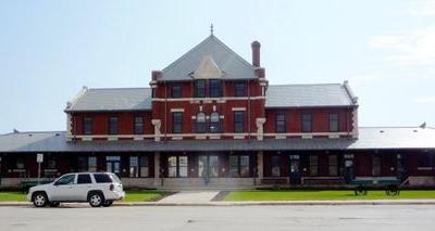 Train Station   Dauphin