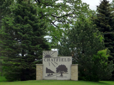 Chatfield  Sign