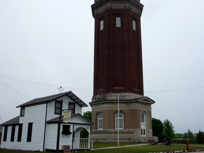 Manistique  Watertower