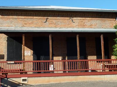Copperopolis Armory