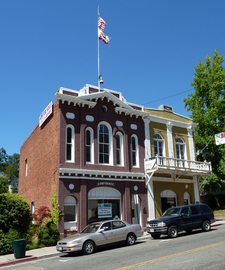 Placerville Confidence Hall
