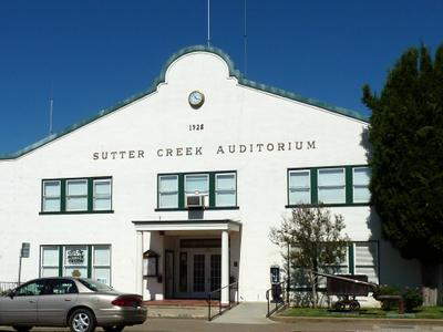 Sutter Creek   C H