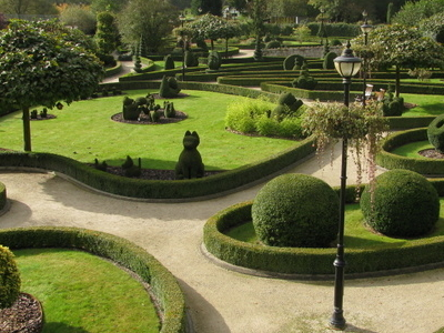 Topiary Park In Durbuy