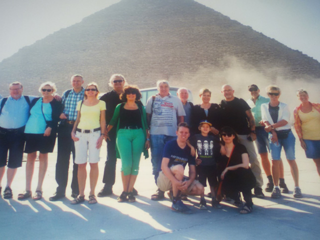 A Budget Day Tour to Giza Pyramid Photos