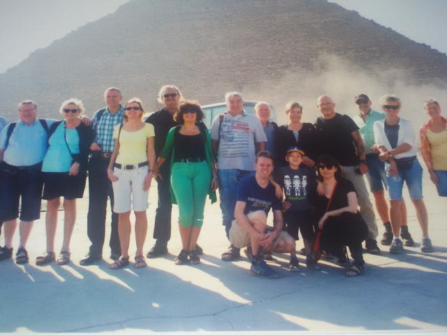 Bugdet Tour to Giza Pyramids Photos