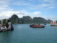 Big Promotion for Booking Tours Hanoi - Halong - City Tours