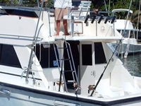 Deap Sea Fishing 33' or 34'ft Charter 4 hrs.