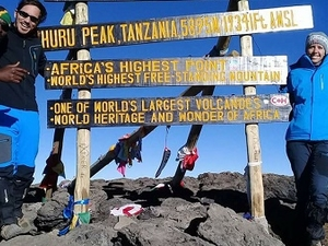 Kilimanjaro Climb Marangu Route Fotos
