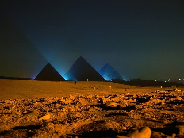 Sound And Light Show in Cairo Photos