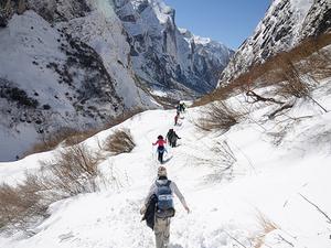 Annapurna Base Camp Trek - Nepal Photos