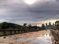 Angkor Trekking & Camping Adventure Tour