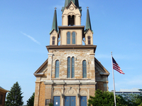 Nossa Senhora de Lourdes Igreja Católica