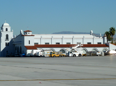 Hangar No. 1 Was The First Structure At LAX
