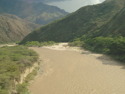 Chicamocha River