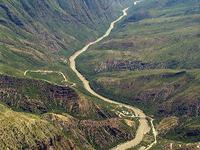 Chicamocha Canyon