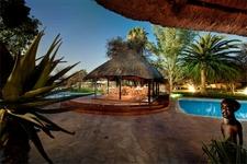 Mokuti Etosha Lodge Pool Sundeck