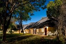 Mokuti Etosha Lodge Garden Room View