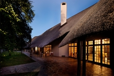Mokuti Etosha Lodge Main Building View