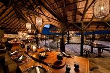 Mokuti Etosha Lodge African Boma
