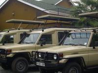 Safari Vehicles 4x4