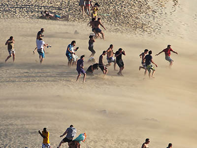 Jetwind Sport At Maho Beach