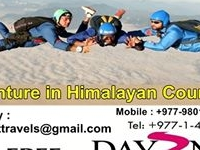 Pokhara Skydive An Adventure in Himalayan Country Nepal