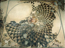 Bulgaria Devnia Mosaics