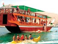 Dhow & Banana Boat