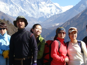Everest Base Camp Trekking Photos