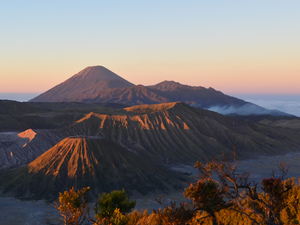 Bromo midnight trip