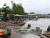 Waterfront Market Place In Gizo