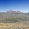 The Pelion Range From Mt. Oakleigh