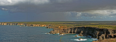 Panorama Of La Pointe De La Grande Vigie