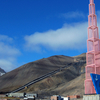 The Monument Of Pyramiden
