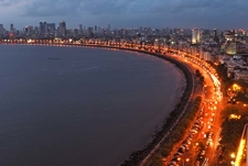 Queens Necklace Mumbai India