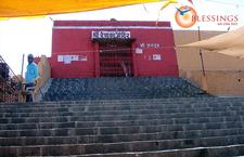 Renuka Devi Temple Staircase