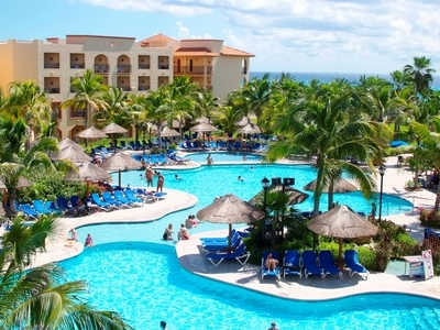 Sandos Playacar All Inclusive Resort Located In Playacar Mexico   Playacar Is South Of Canun 50 Minutes  16