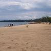 The Lake Kivu Beach At Gisenyi