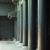 Colonnade At The Reconstructed Yushima Seidō