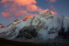 Sunrise View Of Mt.Everest