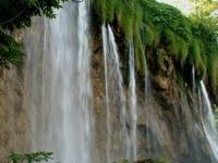Cherapunji Waterfall
