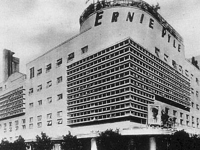 Ernie Pyle Theatre Era 1940s