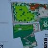 Map At Kamezuka Koen