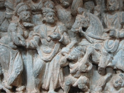 Siddhartha Gautama Leaving The Palace