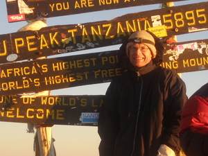 Marangu Route Kilimanjaro Climb Photos